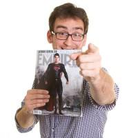 Staff interview at Frontline Magazine Distribution